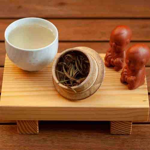Chá Branco Orgânico | Sítio Shimada