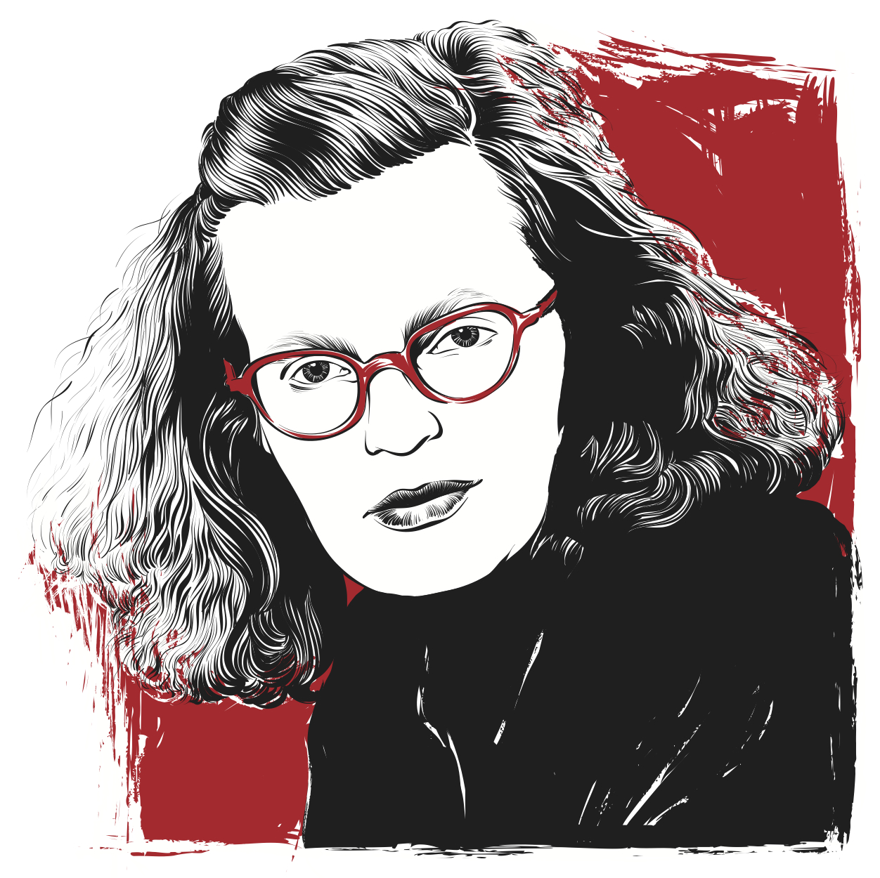 Top 5 and Why  Best Shirley Jackson Books   hanging chad Top 5 and Why  Best Shirley Jackson Books