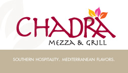 Chadra Mezza Gift Card