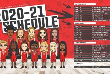 Husker Women Announce Basketball Schedule