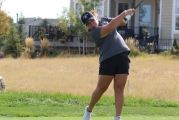 CSC Golfers Tee Off In Denver