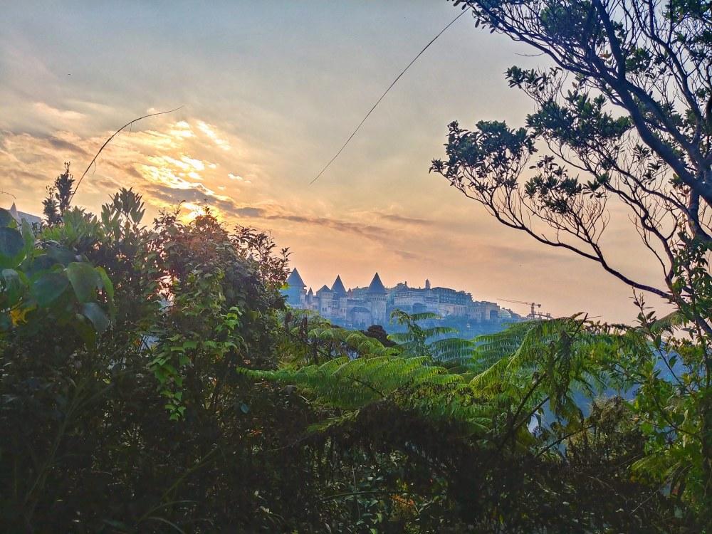 Top of Ba Na Hills