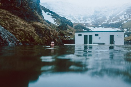 Seljavallalaug swimming pool