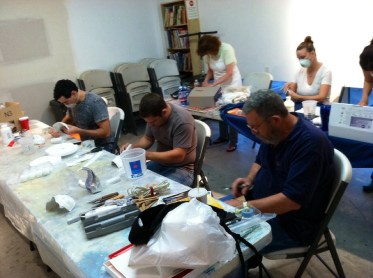 Art League Houston Workshop