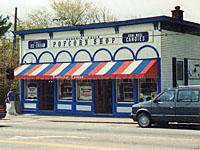 Popcorn Shop 1980's