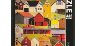 Barns of Chagrin Puzzle