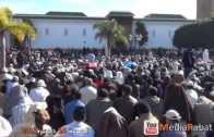 مشاهد من جنازة الأستاذ الجليل عبد السلام ياسين