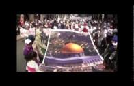 مسيرة نصرة القدس- الرباط 25 مارس 2012