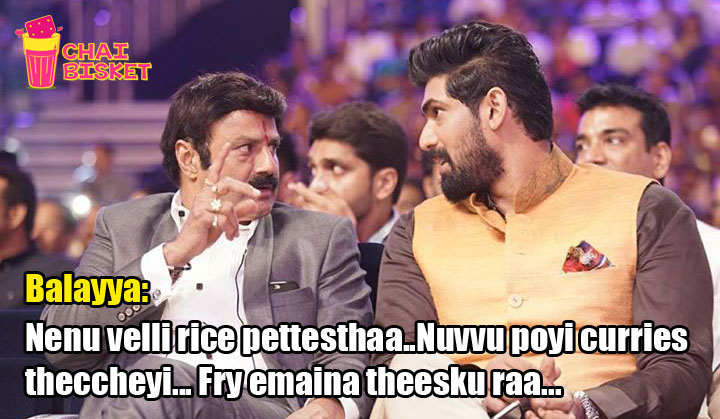 These Memes Of Our Tollywood Stars During Siima Awards Are Stomach