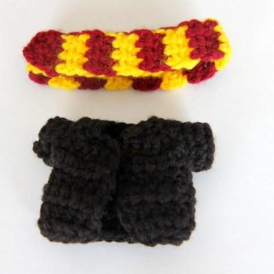 cloak and scarf