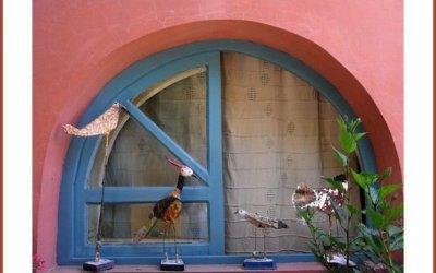 fenêtre à Gorée