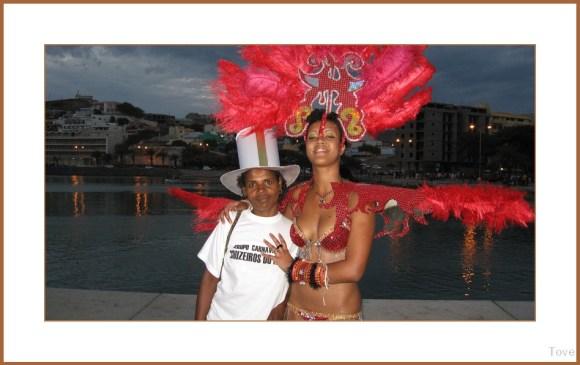 carnaval à Sao Tome