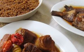 couscous de mil 2 - Un couscous différent, le thiéré mboum