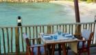 déjeuner en bord de mer