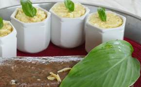 terrine de daube à la polenta