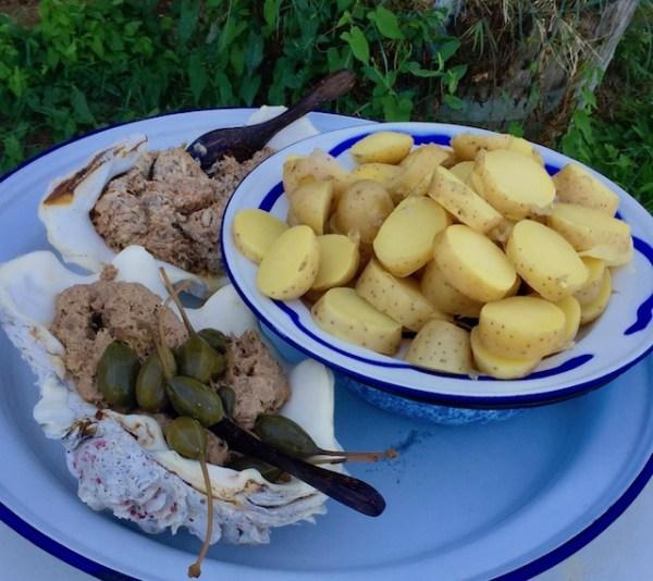 tartinades faciles de sardines