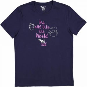 Tea and then the world T Shirt