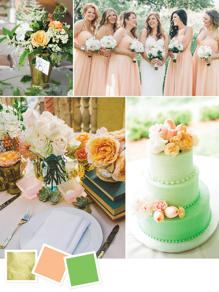 Best ideas for wedding themes and colors in 2017 – Original ...