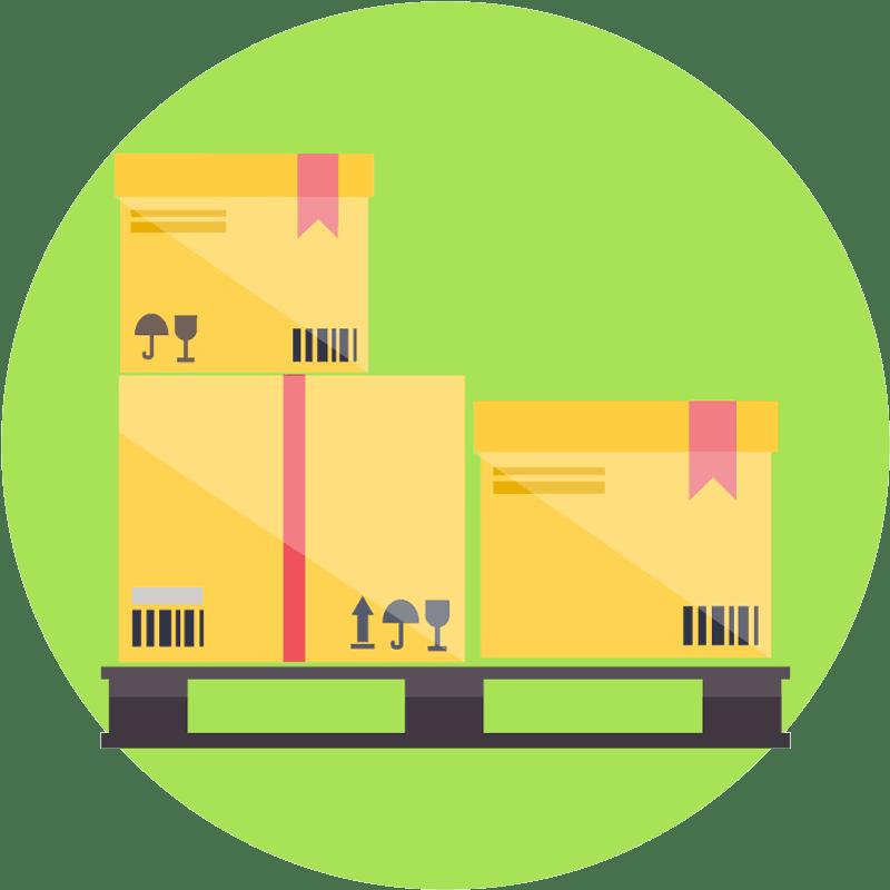 Warehouse bulk, pre-pack and break-pack