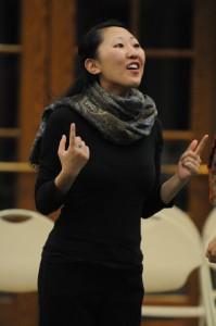 Kim Egan as Farida Azizi in SEVEN