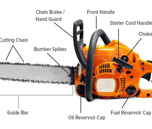 Chainsaw Components