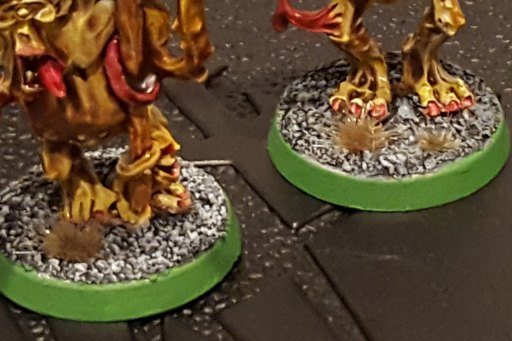 GW static grass tufts