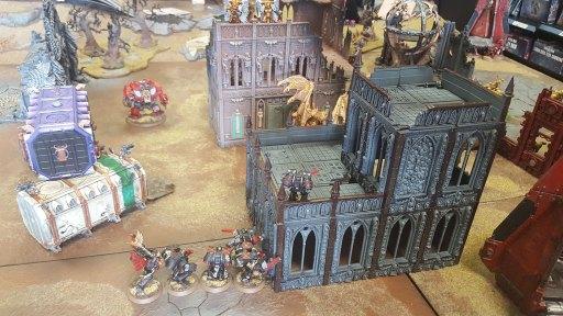 2nd Konor battle, Death Company