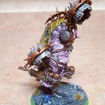 Foetid bloat drone, completed, flank