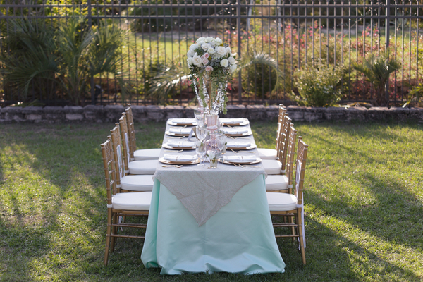 14 Tips For A Mint Wedding Theme