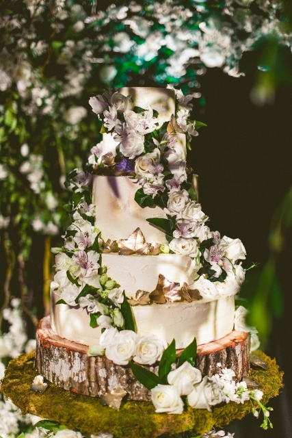An Enchanted Forest Wedding Jacqueline And Amir A Chair
