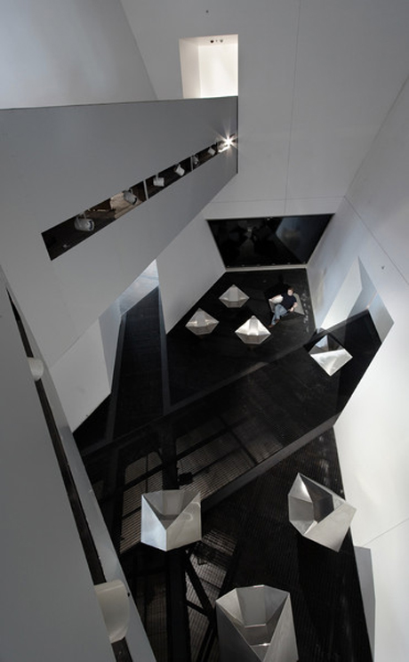 Libeskind Chrystal Chair in ROM