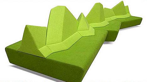Walking Chair Monte Bello Sofa