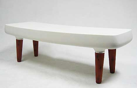 Jersey Bench By Ryan Dart Pictures