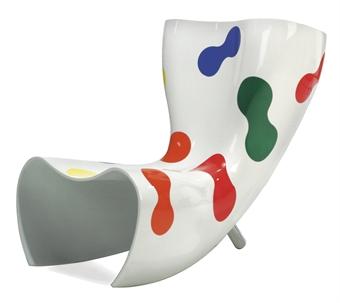 Marc Newson Felt Chair at Christie's