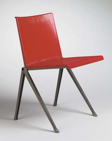 Rietveld's Mondial Chair at Christies
