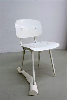 I Revolt Chair I by Jennifer Tee