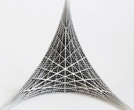 Gaudi-Stool-Substructure