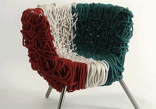 Italian vermelha-chair