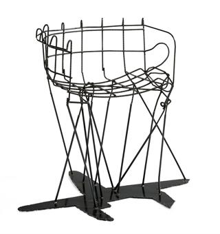 Schöne Aussicht Chair by Franz West
