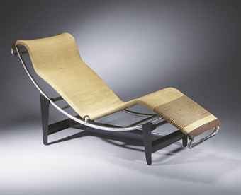 Lounge Chair B306 by Le Corbusier, Pierre Jeanneret and Charlotte