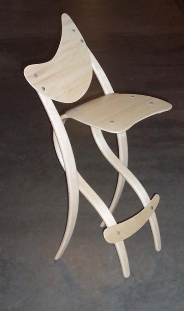 Tiny Dancer Chair by Hans Gottsacker