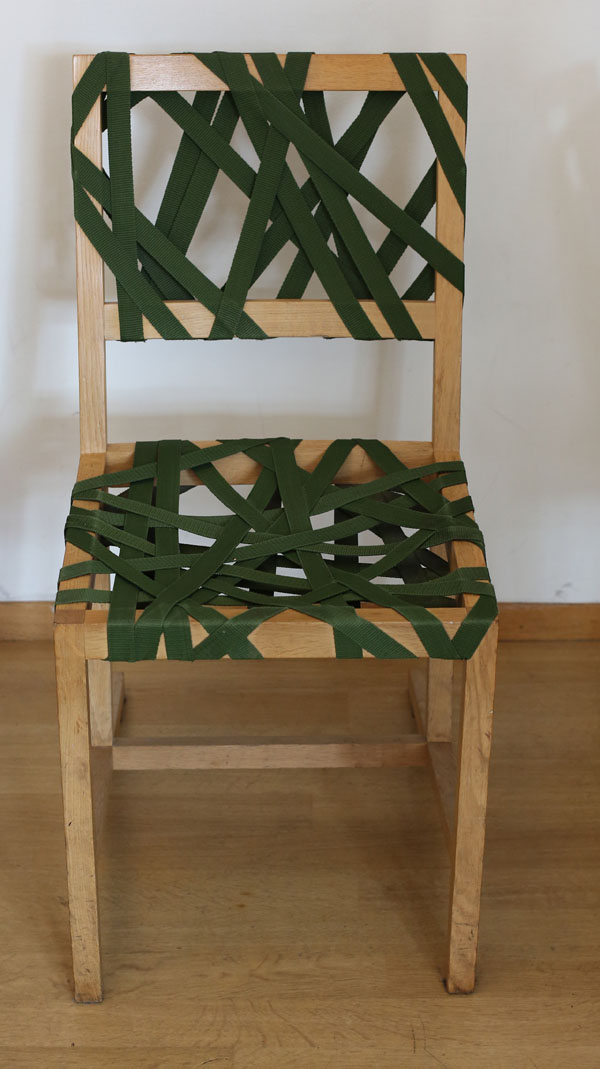 Berlage Chair by Richard Hutten Front I56A1015