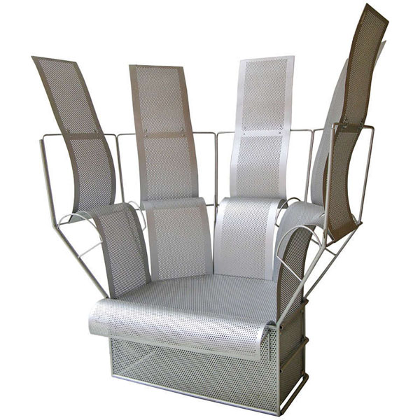 Alu Chair by Teruaki Ohashi
