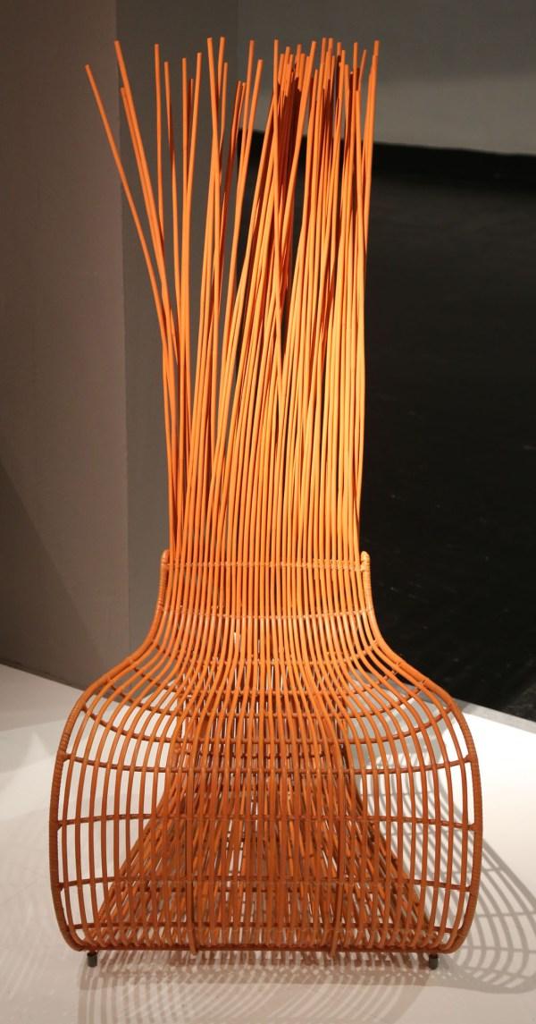 Yoda Easy Chair by Kenneth Cobonpue I56A1523