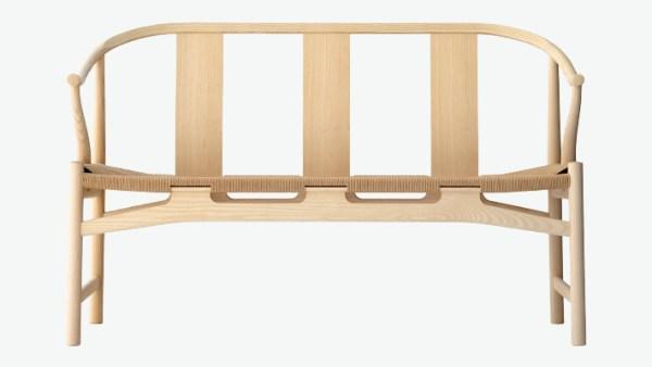 PP 266 Bench by Hans Wegner