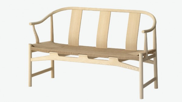 PP 266 Bench by Hans Wegner 2