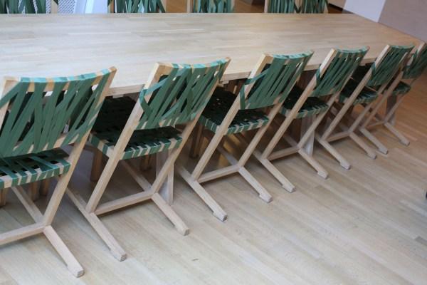 Berlage Chair by Hutten backsides