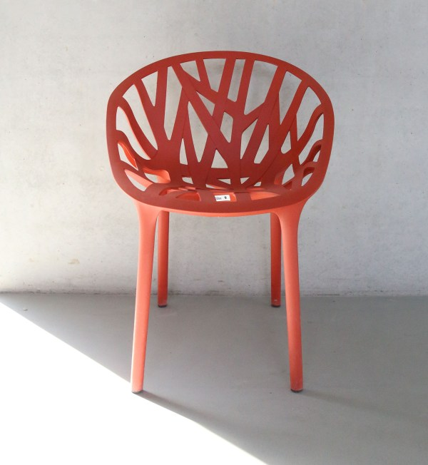 Red Vegetal Chair I56A4297