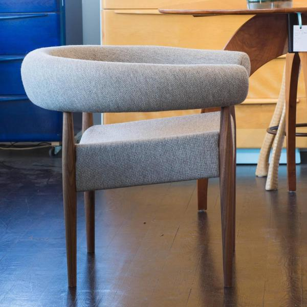 Ring Armchair by Nanna Ditzel Sideview