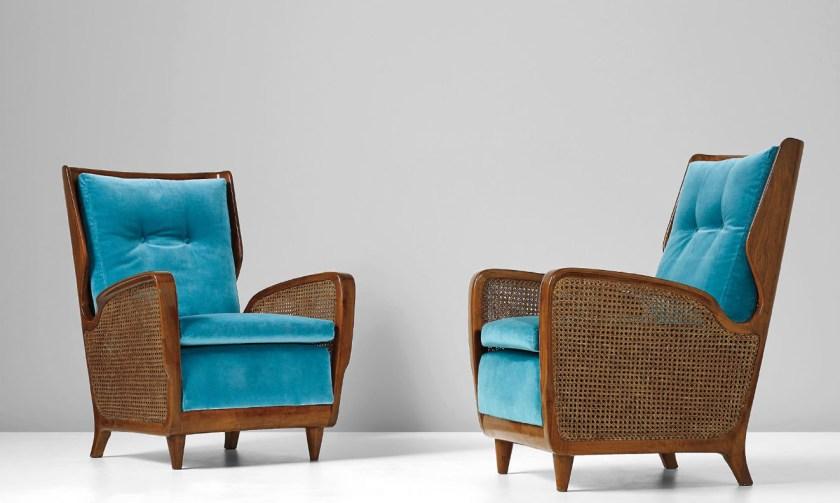 Gio Ponti 489 armchair